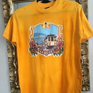 Tops - Vintage San Francisco T Shirt